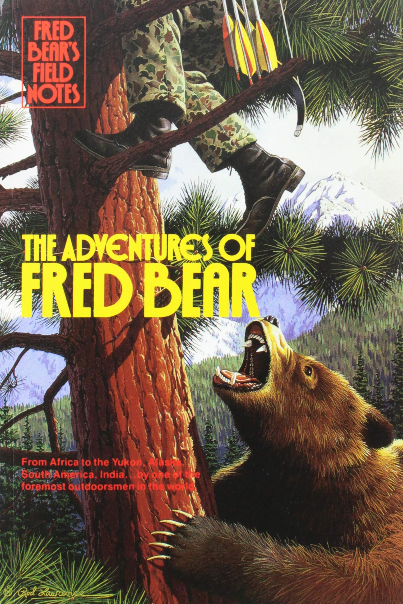 Fred Bear's Field Notes:The Adventures Of Fred Bear: Fred