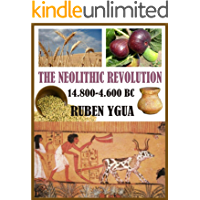 THE NEOLITHIC REVOLUTION: 14.800 - 4.600 BC (English Edition)