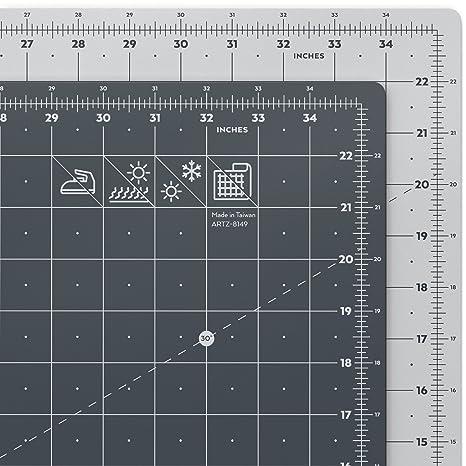 Base De Corte Autocicatrizante Para Cuchilla Circular Arteza - Doble Cara De 61 Centímetros – 91