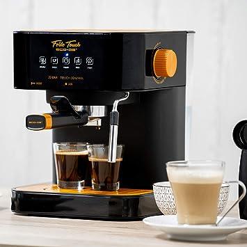 Cafetera Espresso Forte Touch ECO-DE