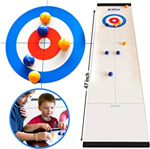 Elite Sportz Equipment Family Games for Kids and Adults - Fun Kids Games Ages 4 and Up - Way More Fun Than it Looks, is Quick and Easy to Set-Up and So Compact for Storage