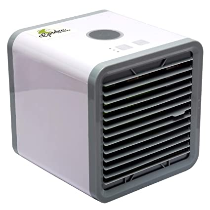 Air Conditioner Fan >> Garden Panacea Air Conditioner Mini Air Cooler Personal Cooling Fan Portable Air Conditioner 2 In 1 Air Cooler Humidifier