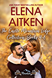 The Castle Mountain Lodge Collection: Books 4-6 (English Edition)