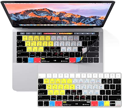 Djay - Funda para teclado DJ: piel para MacBook Pro Retina, MacBook Air y Apple teclado inalámbrico (preventivo): Amazon.es: Electrónica