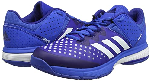 Amazon.com | adidas Court Stabil Indoor Court Shoes | Tennis & Racquet Sports