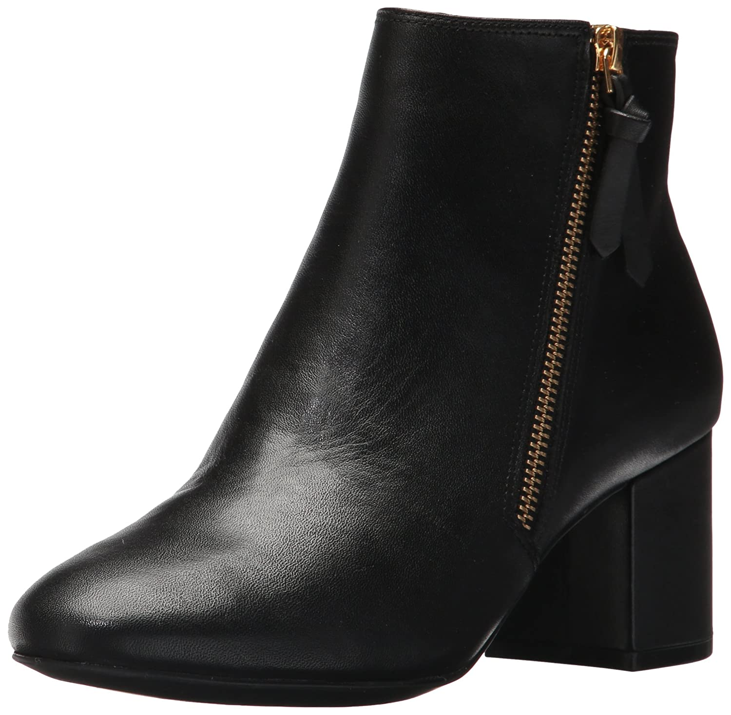Cole Haan Women's Saylor Grand Bootie II Ankle Boot B01N5UZ3FY 10.5 B(M) US|Black Leather