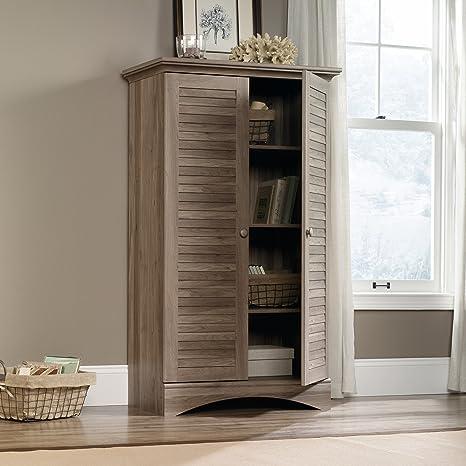 Amazon.com: Mueble de almacenamiento funcional para salón ...