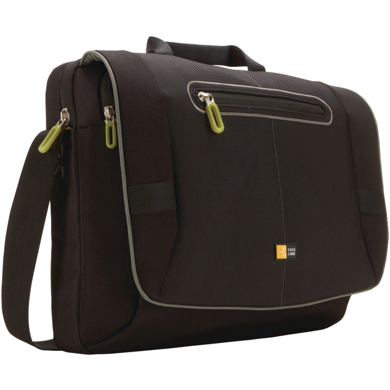 Case Logic PNM-217 17-Inch Laptop Messenger Bag (Black)