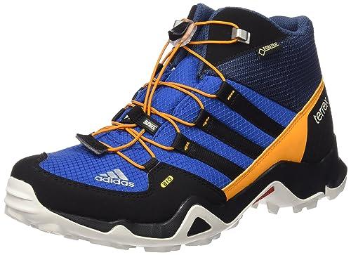 huge selection of cd870 0a4e3 adidas Terrex Mid GTX K, Scarpe Indoor Multisport Bambini Multicolore  Azul Negro Naranja