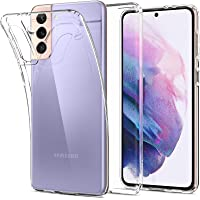 Spigen Samsung Galaxy S21 5G Case Liquid Crystal - Crystal Clear