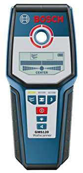 Bosch Digital Multi-Scanner GMS120 Stud Finder