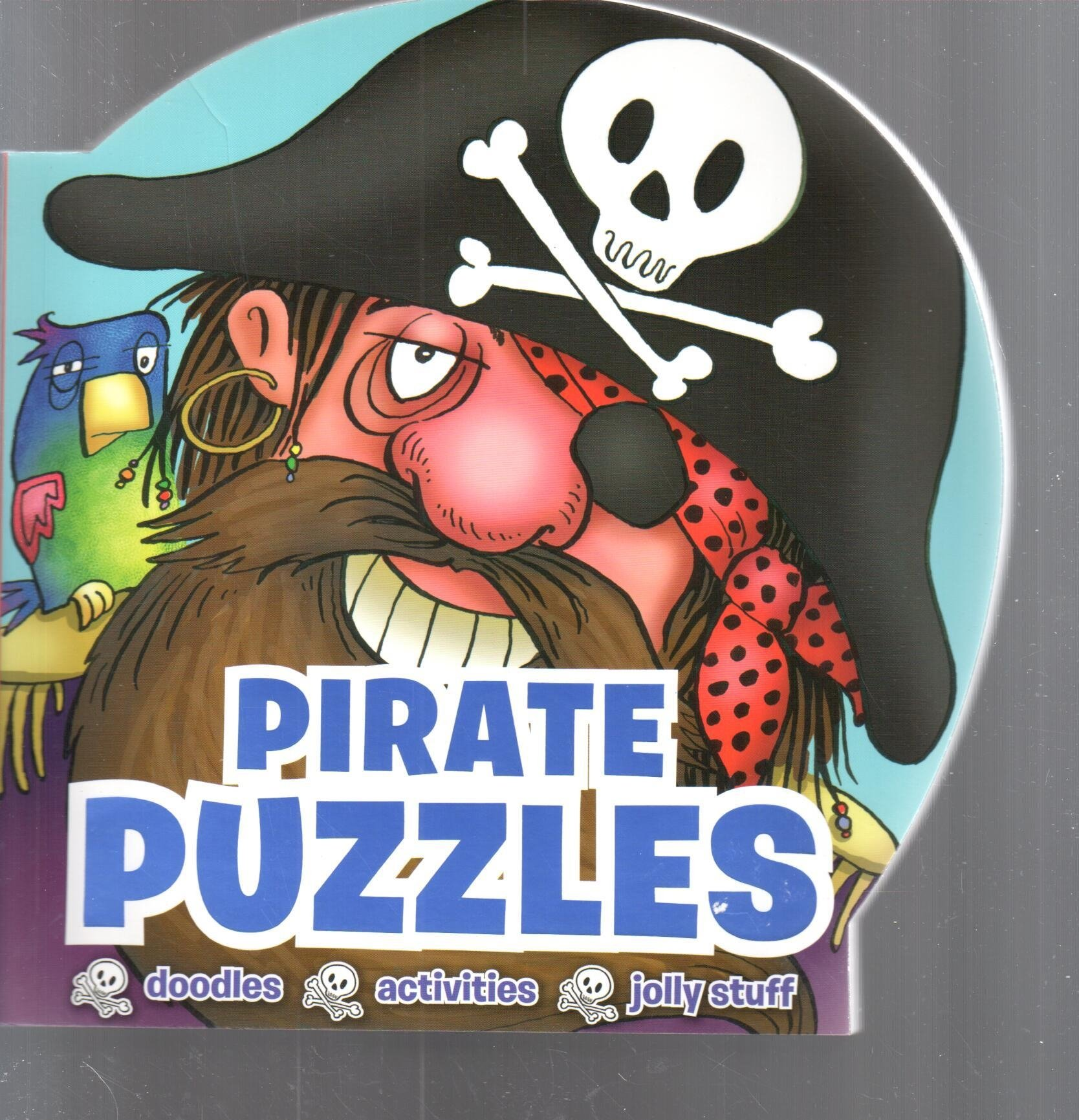 Read Online Pirate Puzzles pdf epub