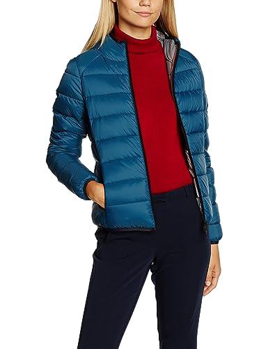Ecoalf ASP Down Jacket Woman, Chaqueta para Mujer