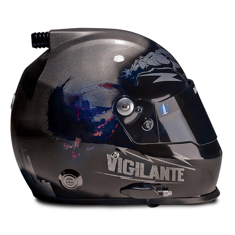 NASCAR Licensed Dale Earnhardt Jr Batman No 88 Racing Helmet: 1 of 1088 by The Hamilton Collection