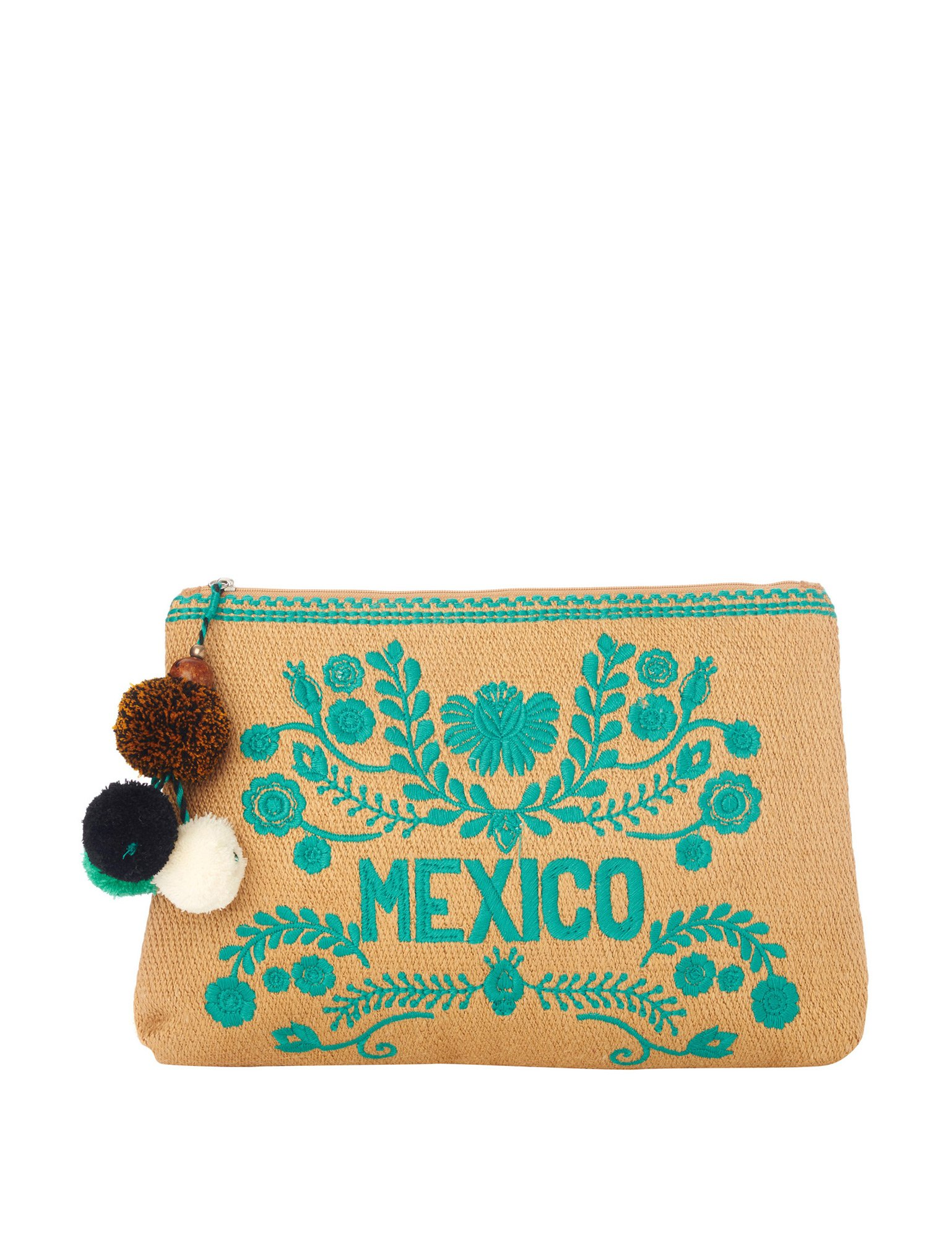 Star Mela Women's Mexi Women's Natural Purse