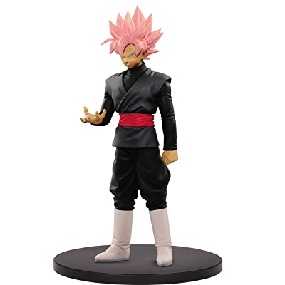 Banpresto Boys Dragon Ball Super DXF - The Super Warriors - vol.3 Figure Collection - Goku Black Action Figure: Toys & Games