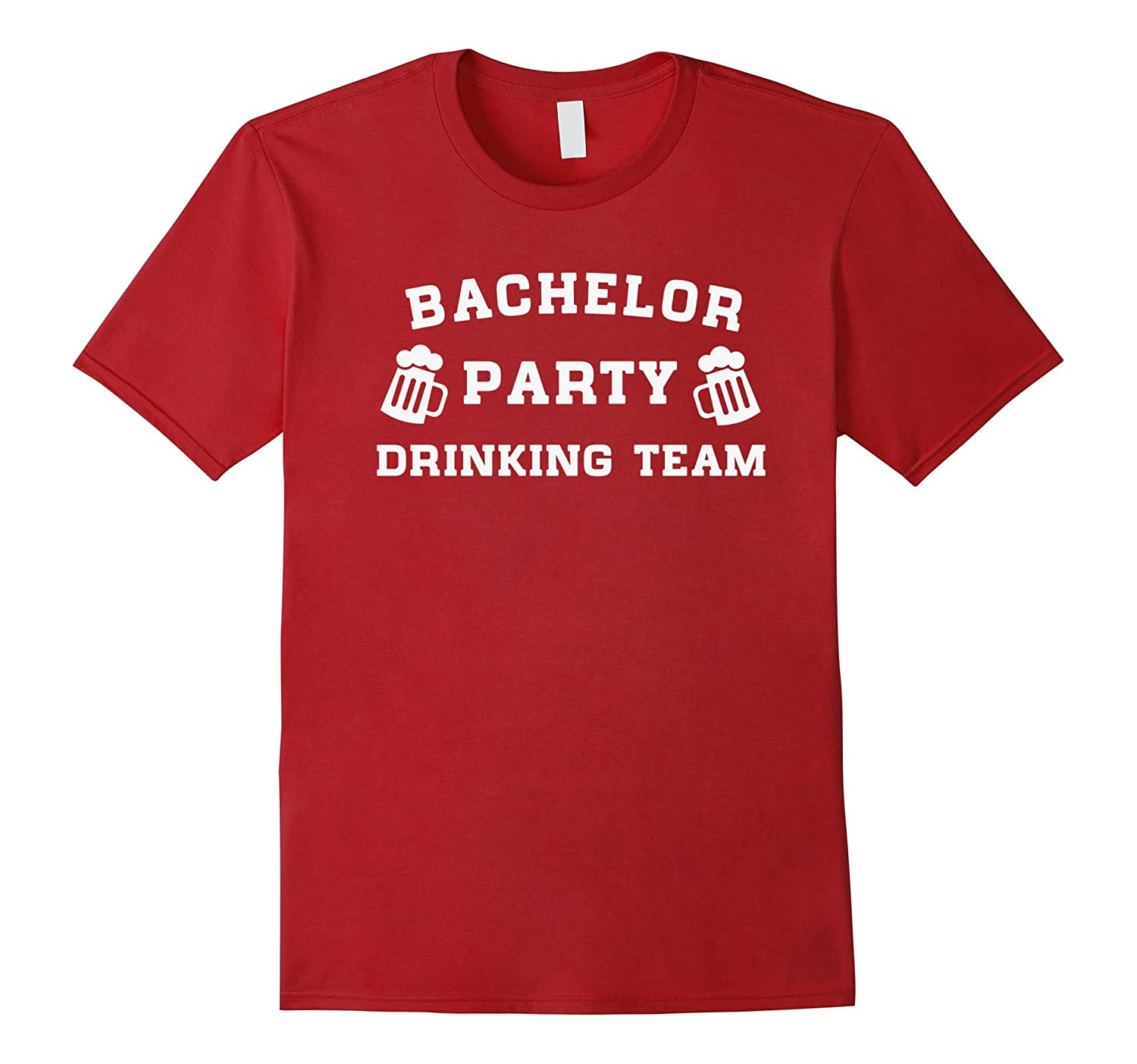 267f1816 Bachelor Party Drinking Team funny best men t-shirts-TD – Teedep
