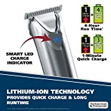 Wahl Stainless Steel Lithium Ion+ Beard and Nose