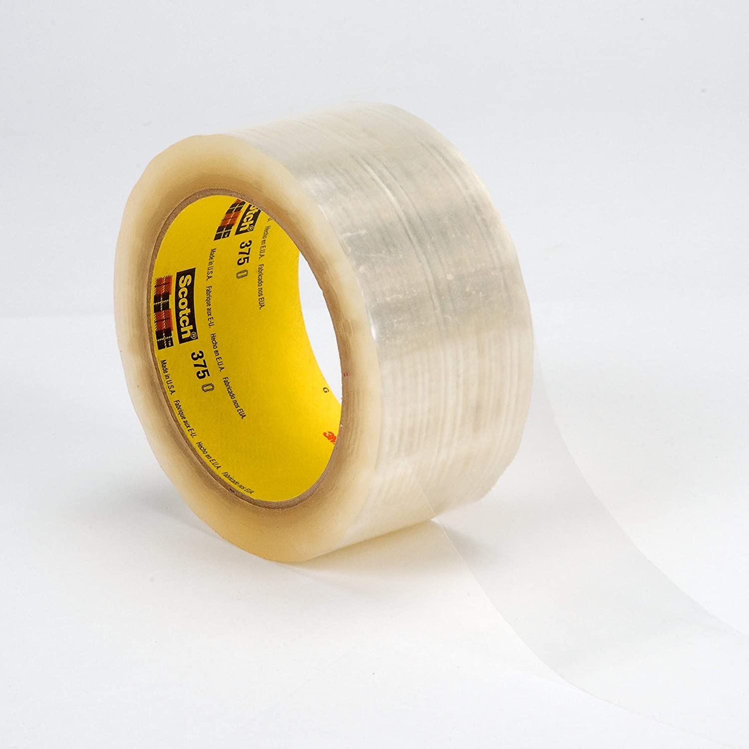 36 Rolls Parcel sellotape Packing Packaging Strong Clear 48mm X 50m 2 Inch