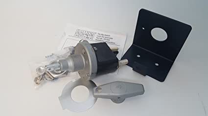 Amazon com: Volvo Truck 22722447 Battery Disconnect Switch