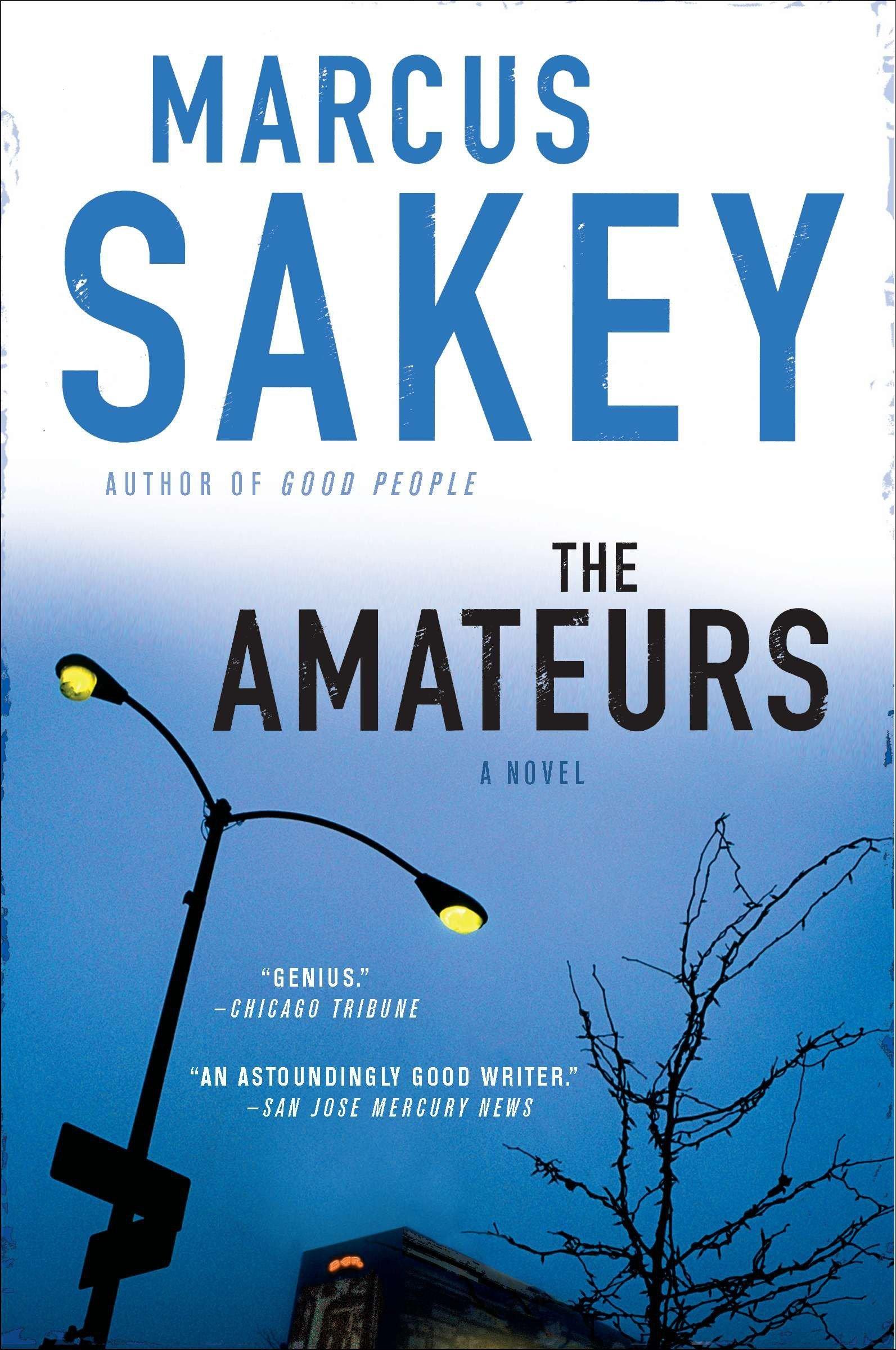 The Amateurs: A Thriller PDF
