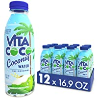Vita Coco Coconut Water, Pure | Natural Hydrating Electrolyte Drink | Smart Alternative...