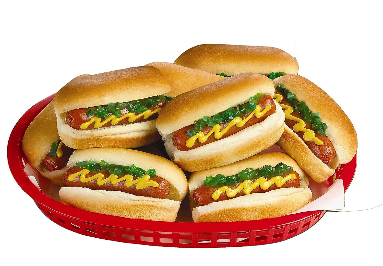 Vienna Beef Mini Hot Dog Buns 3 75 192 Count