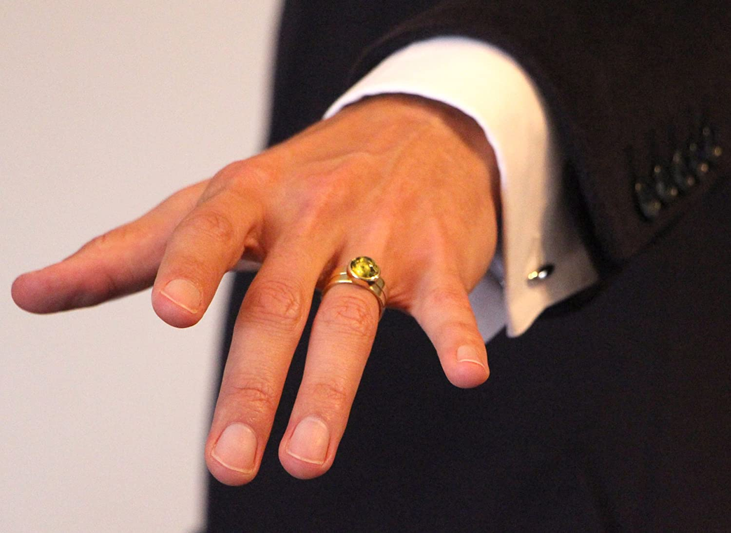 Magnoli Clothiers Doctor Who Style Capaldi Ring