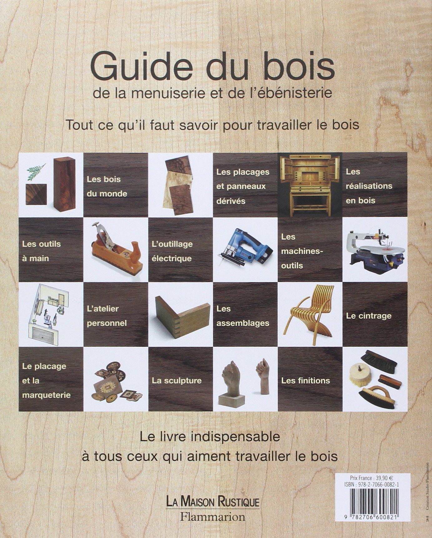 04e1ff68853c Amazon.fr - Guide du bois, de la menuiserie et de l ébénisterie - Albert  Jackson, David Day - Livres