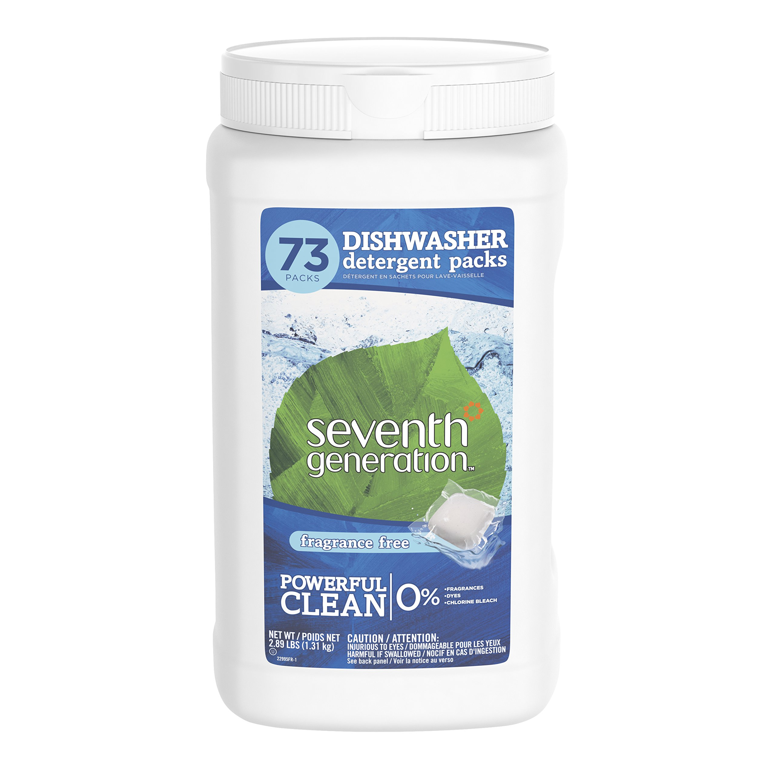 Amazon.com: Seventh Generation Rinse Aid Free and Clear