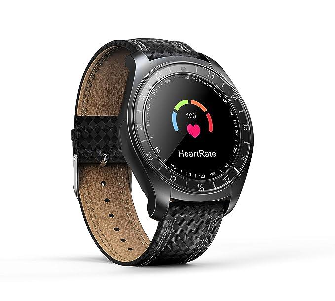 Amazon.com: Bluetooth Smart Watch, Sazooy Life Waterproof ...