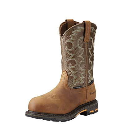 Ariat Women's Workhog H2O Composite Toe Work Boot | Industrial & Construction Boots