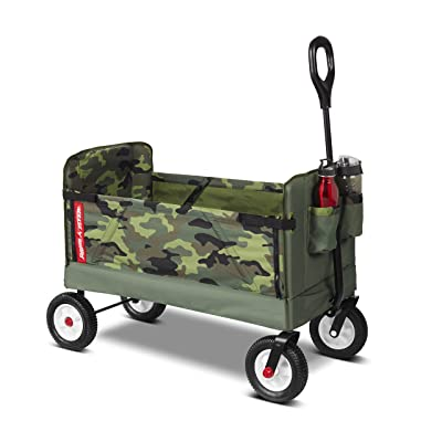 Radio Flyer 3-in-1 Camo Wagon: Toys & Games