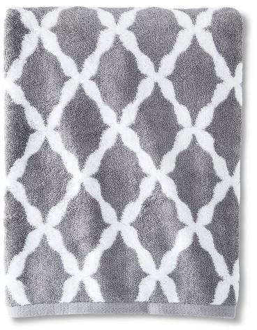 Threshold™ Brights Bath Sheet - Cloak Gray : Target