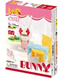 LaQ Sweet Collection Bunny Model Building Kit
