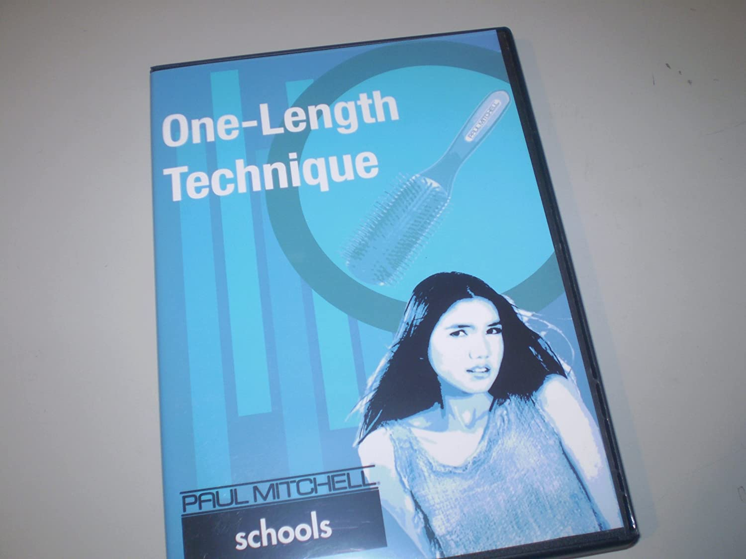 Amazon.com: One-Length Technique - Paul Mitchell Schools DVD