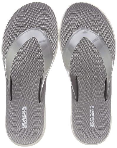 6831769daf9f Amazon.com  Skechers On The GO Nextwave Ultra Womens Flip Flops  Shoes