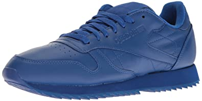 Reebok Cl Leather Ripple Mono Mens Style: AR2350-COLLEGIATE ROYAL Size: 5