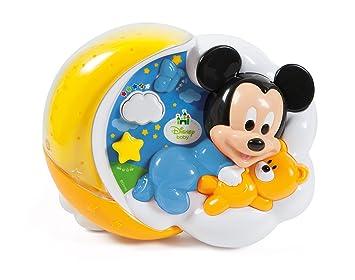 Clementoni - Proyector mágico de Estrellas Mickey Multicolor ...