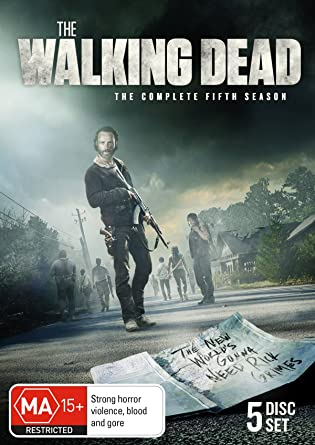 Image Unavailable. Image not available for. Color  The Walking Dead - Season  5 ... 9305ed77477a5
