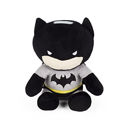 FAB Starpoint DC Comics Batman Black Plush Coin Money Bank: Toys & Games