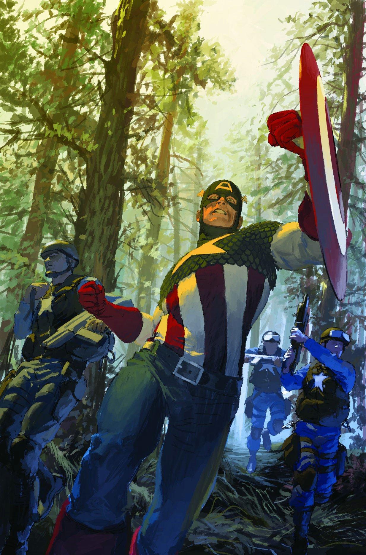 Captain America: Two Americas pdf