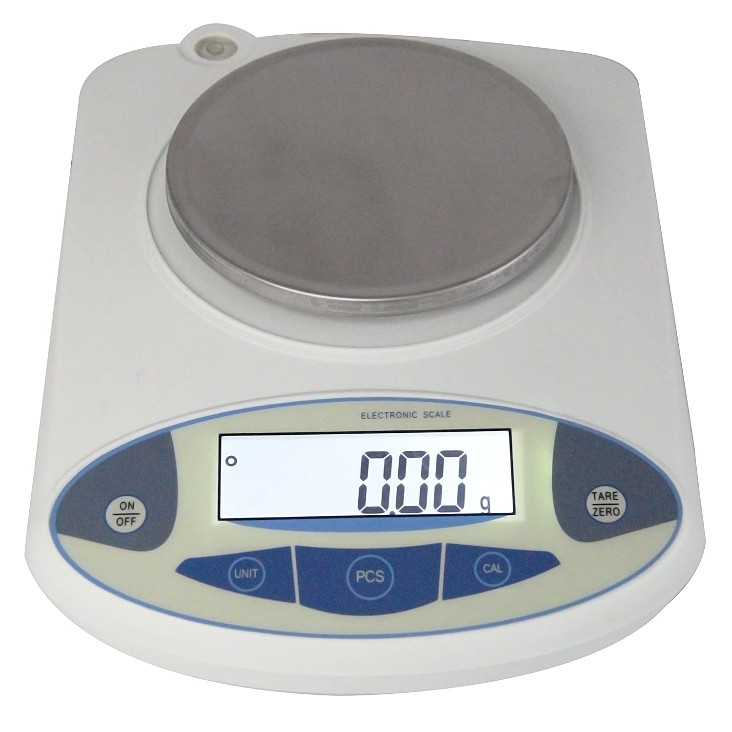 0.01 Analytical Electronic Balance Lab Scale Precision Jewelry Scales Kitchen High Precision Lab Digital Weighing 0.01g Calibrated /& Ready to use /… CGOLDENWALL3000g