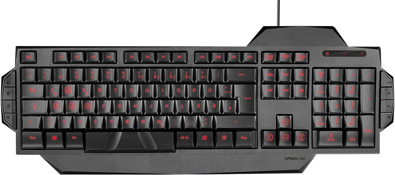 Speedlink LAMIA Gaming Keyboard FR Layout Clavier de