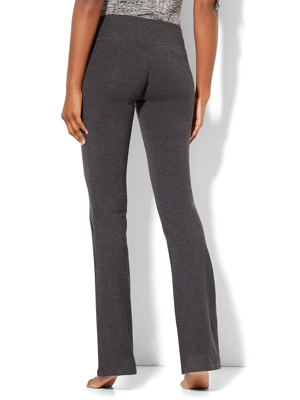 375d604013732 Women's Heather Grey Bootcut Yoga Pant at Amazon Women's Clothing store: