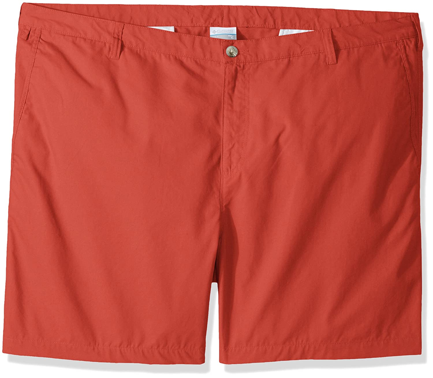 Rouge sunset Taille 50 x 6 Columbia pour Homme Bonehead II Tall courte
