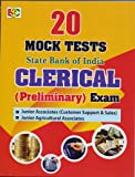 20 Mock State Bank Of India Clerical Preliminary Exam