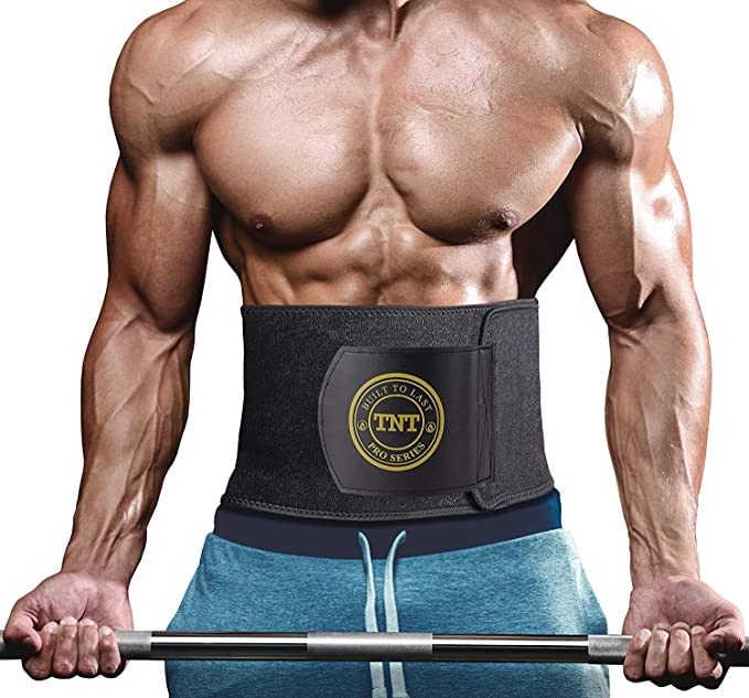 TNT Pro Series Waist Trimmer Belt for Men & Women