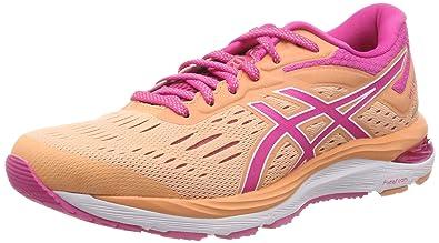 bdaa379b7c991 ASICS Gel-Cumulus 20, Chaussures de Running Femme, Orange (Mojave Fuchsia