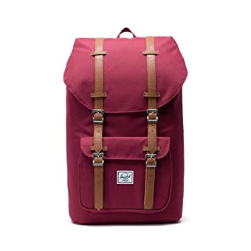 30ecb7807ee Image Unavailable. Image not available for. Color  Herschel Little America  Mid-Volume Backpack-Windsor ...